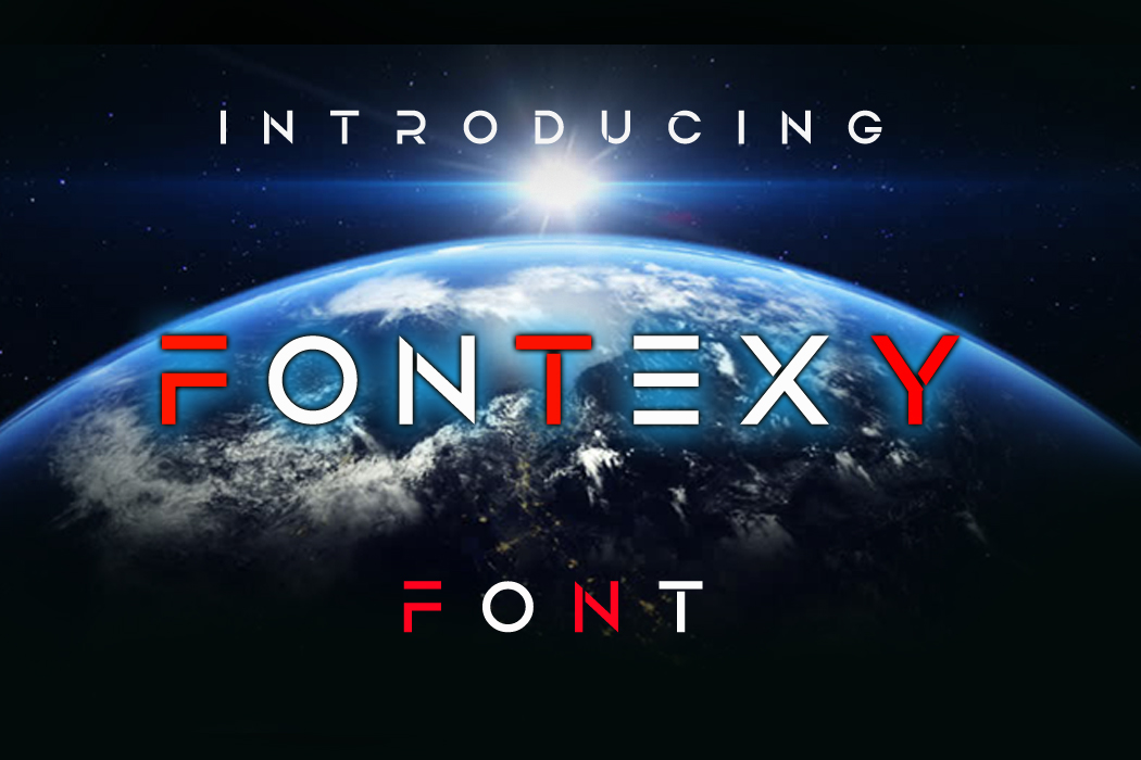Fontexy Font example image 1