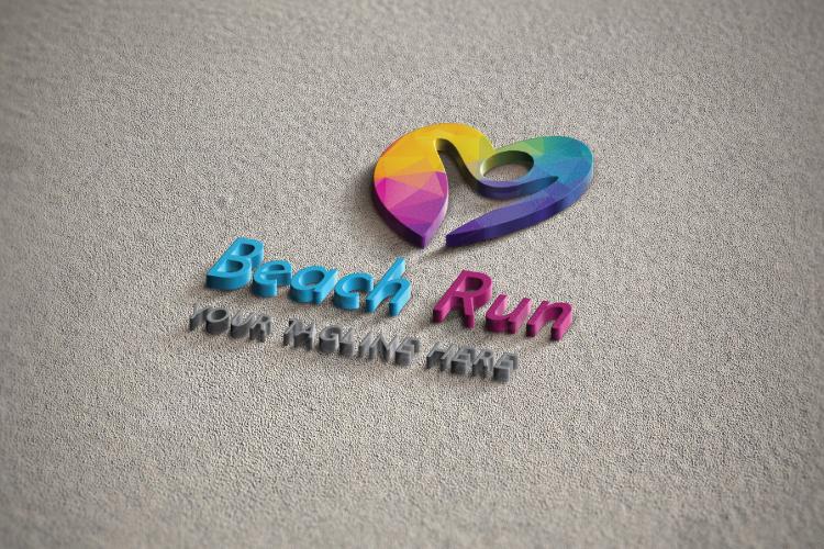 Beach Run Logo example image 4