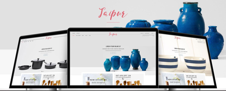 Jaipur Shopify Theme example image 2