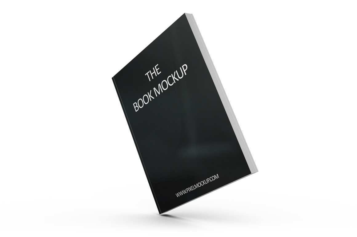 Student Book Mockup example image 3