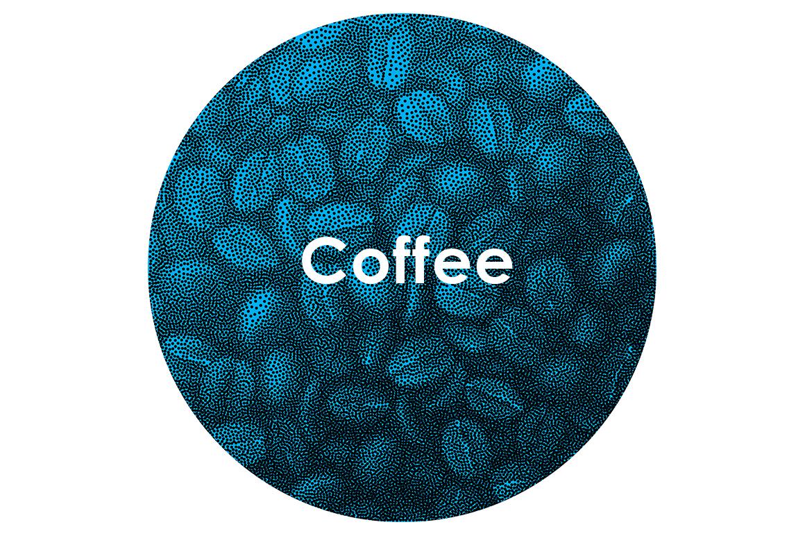 Coffee vector set. example image 1