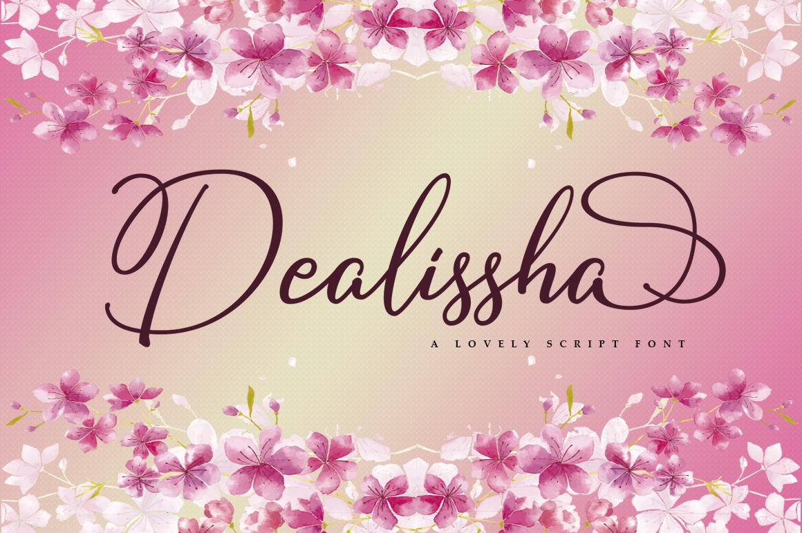 Dealissha script example image 8