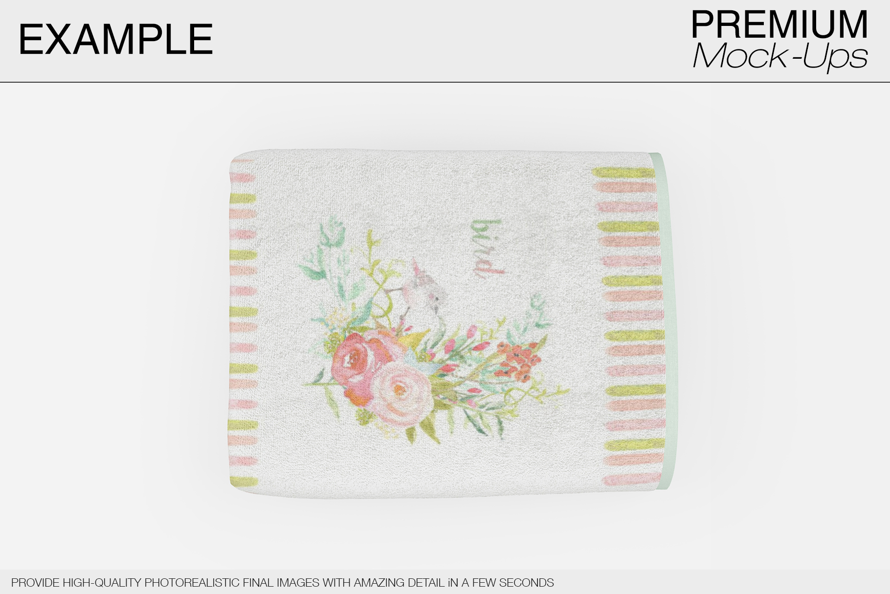 Bath Towels example image 15