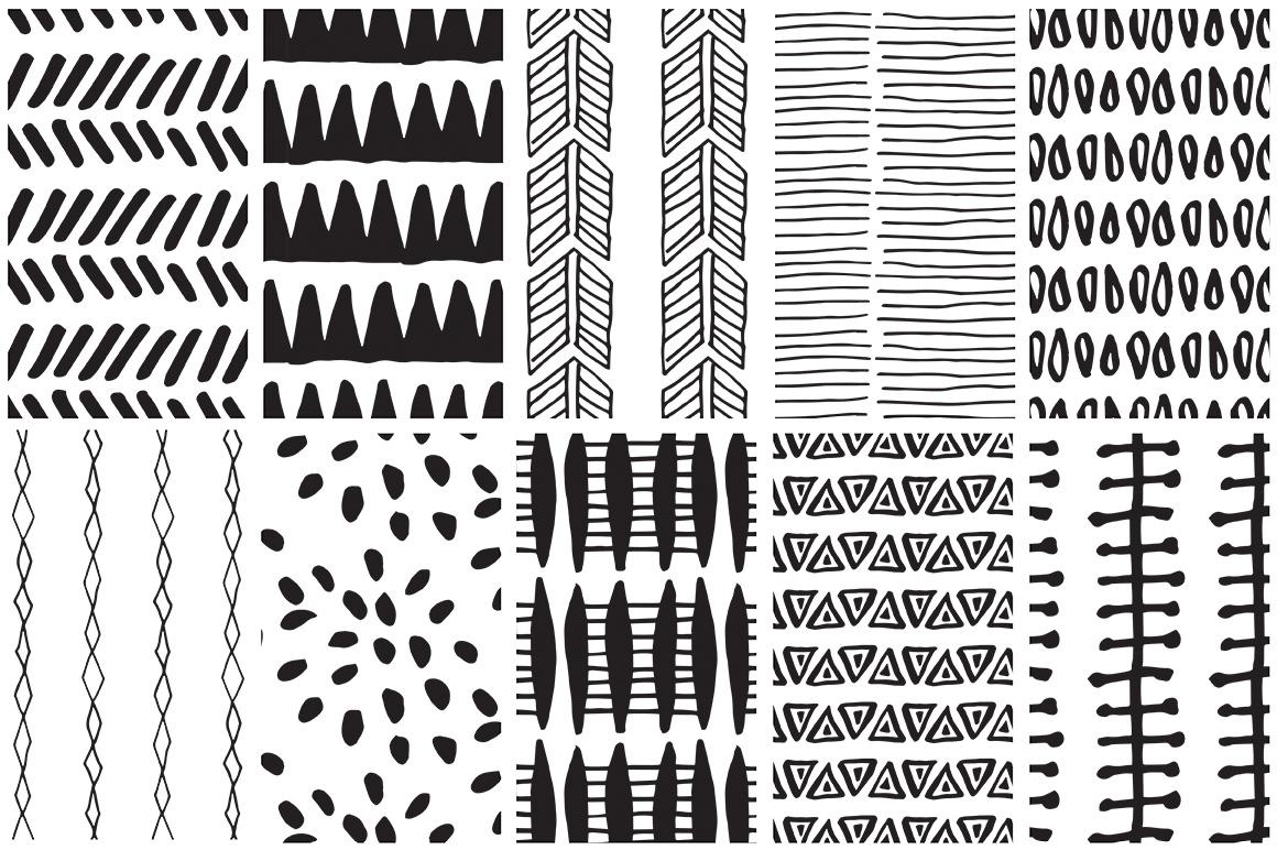 Ethnic Patterns example image 6