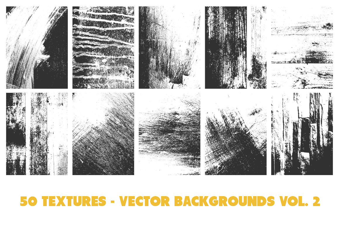 50 Vector Texture Backgrounds Vol. 02 example image 2