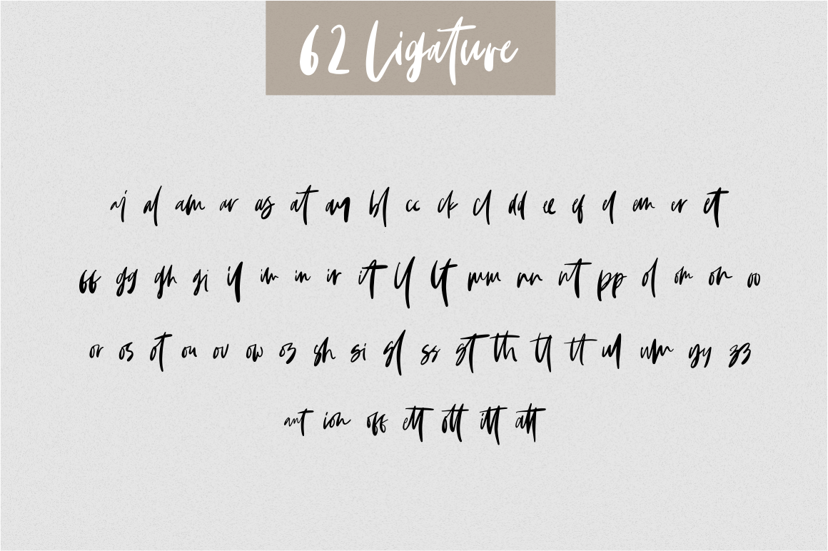 Monday Vibes - Handwritten Font example image 12