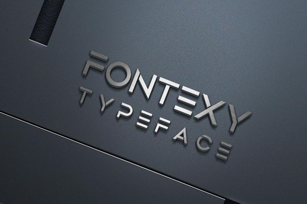 Fontexy Font example image 2