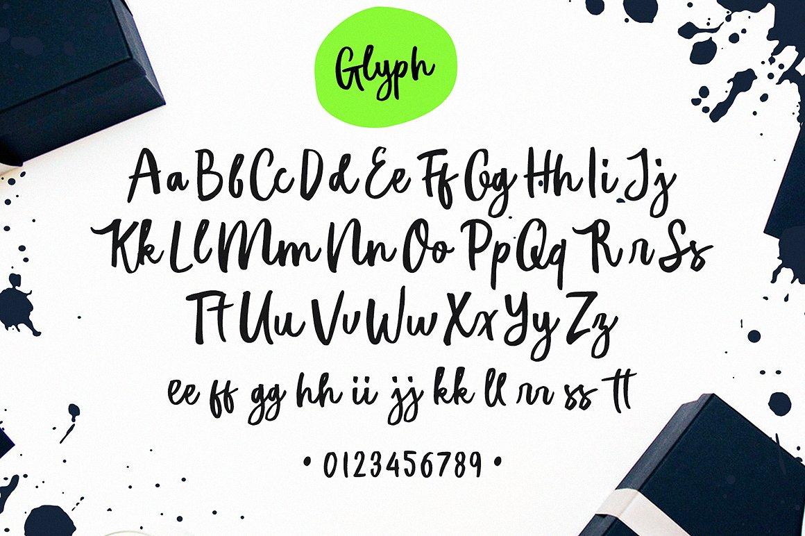 Hillmark Typeface example image 12