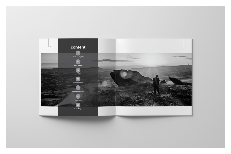 Photo Album Template example image 4