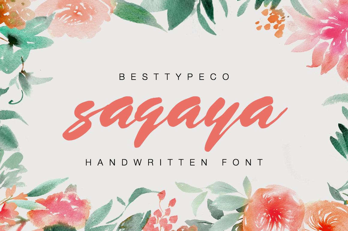Sagaya example image 1