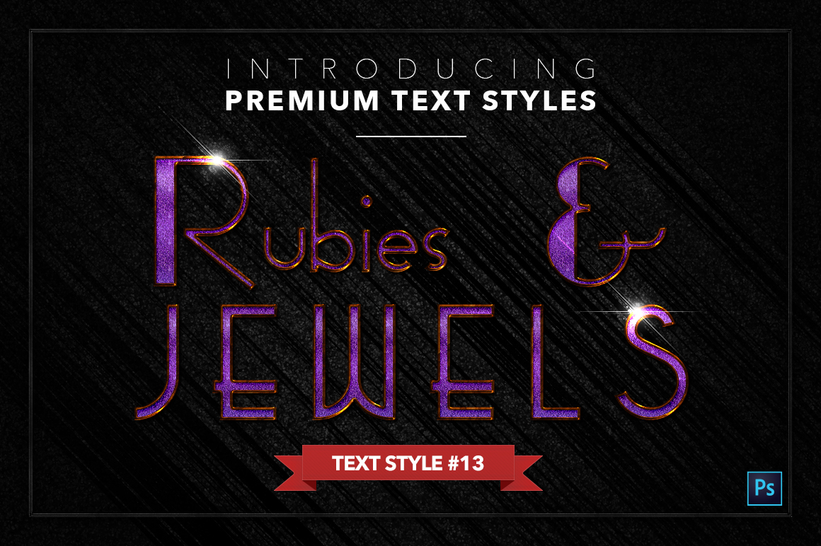 Rubies & Jewels #1 - 20 Text Styles example image 14