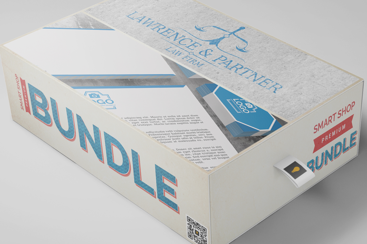 Law Firm Branding Bundle (50% OFF) example image 1