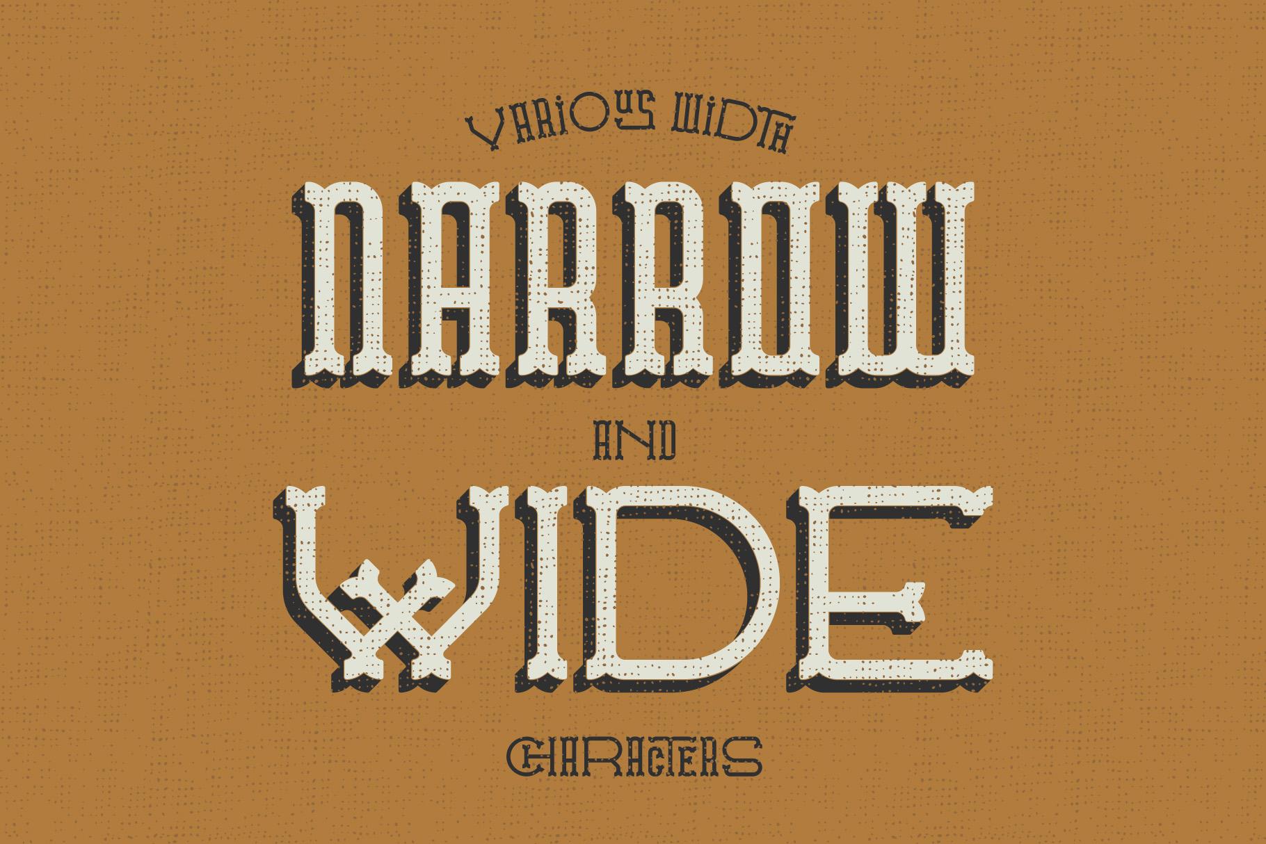 Traveler v.2 typeface example image 3