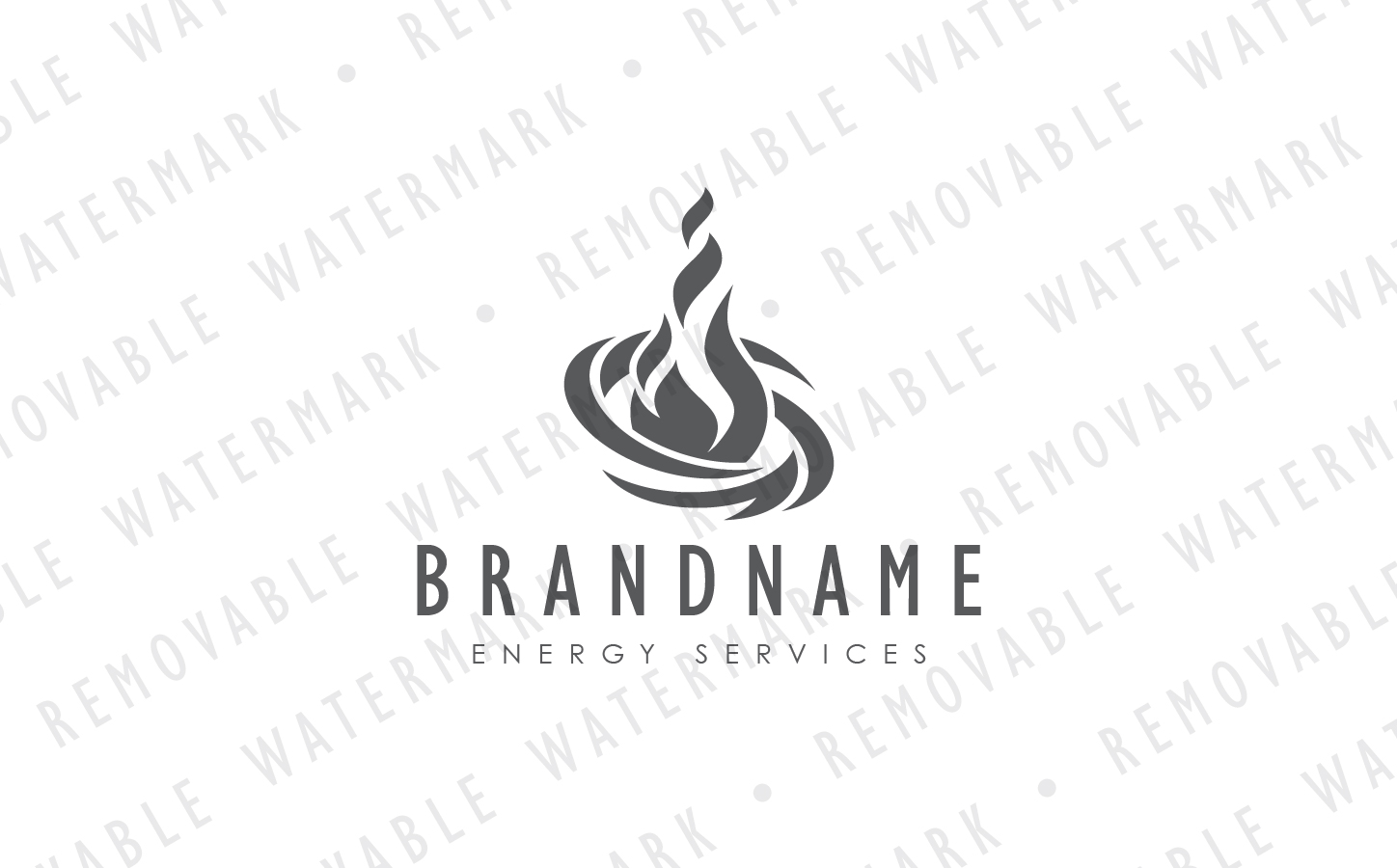 Fire Transformation Logo example image 4