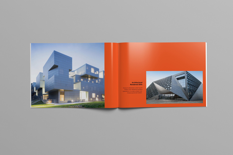 Architecture Portfolio example image 6