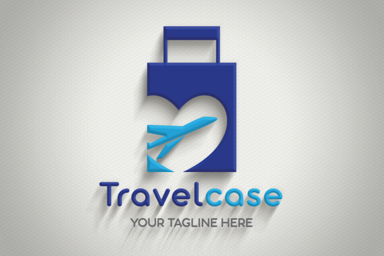 Travelling By Air Logo example image 3