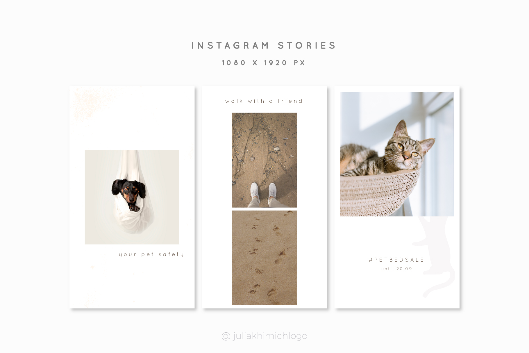 Instagram Post & Stories. Pets example image 10