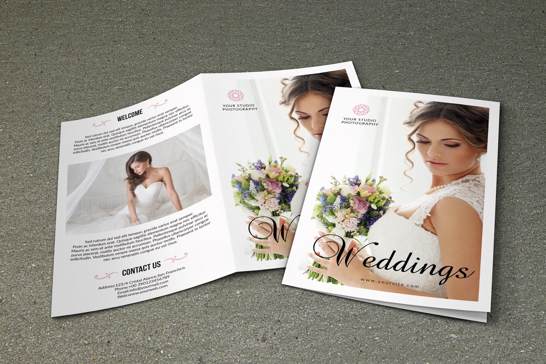 Wedding Photography Brochure example image 1