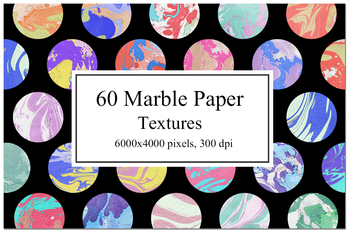 60 Marble Paper Textures example image 1