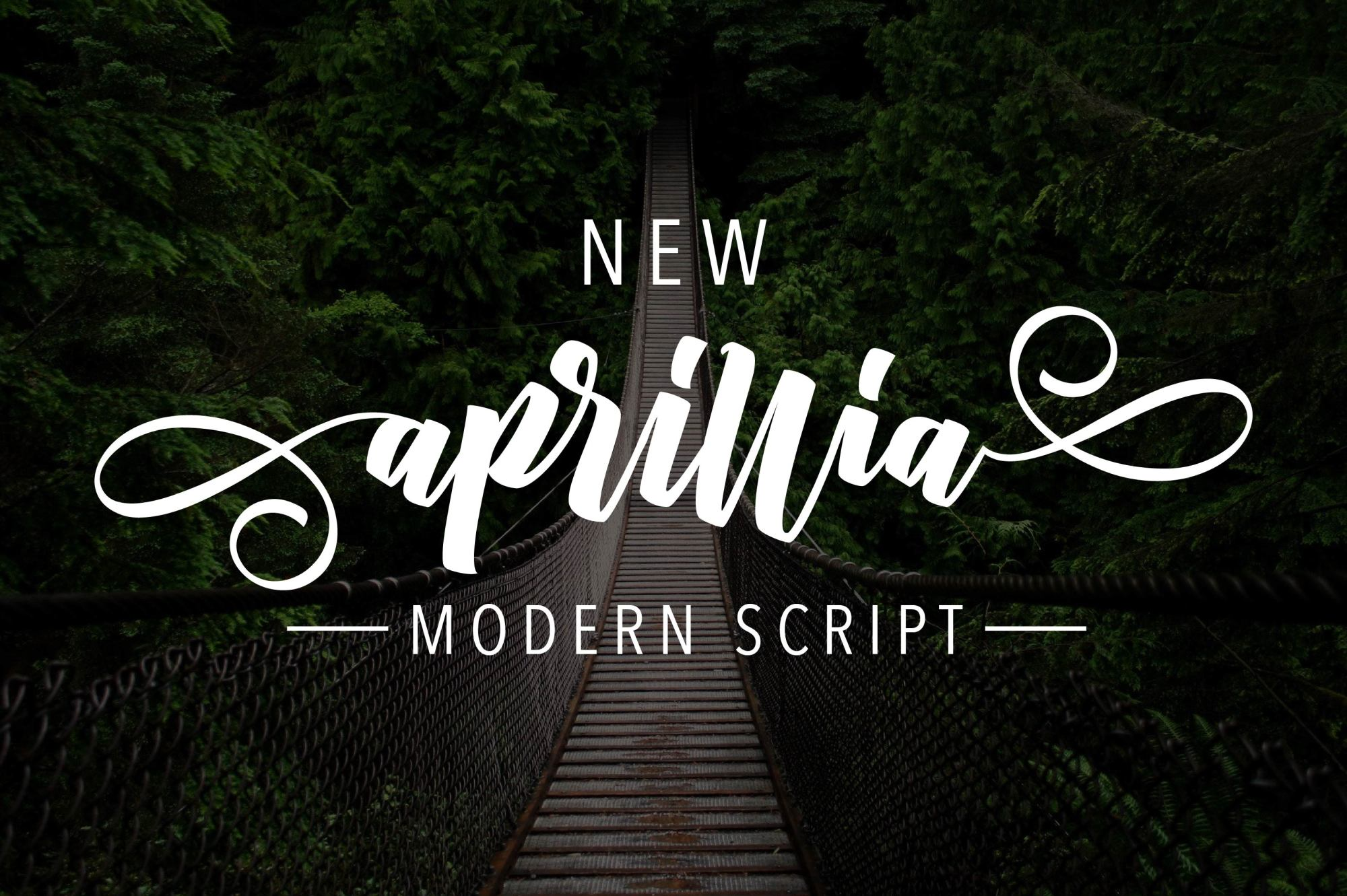 NEW APRILLIA SCRIPT example image 1