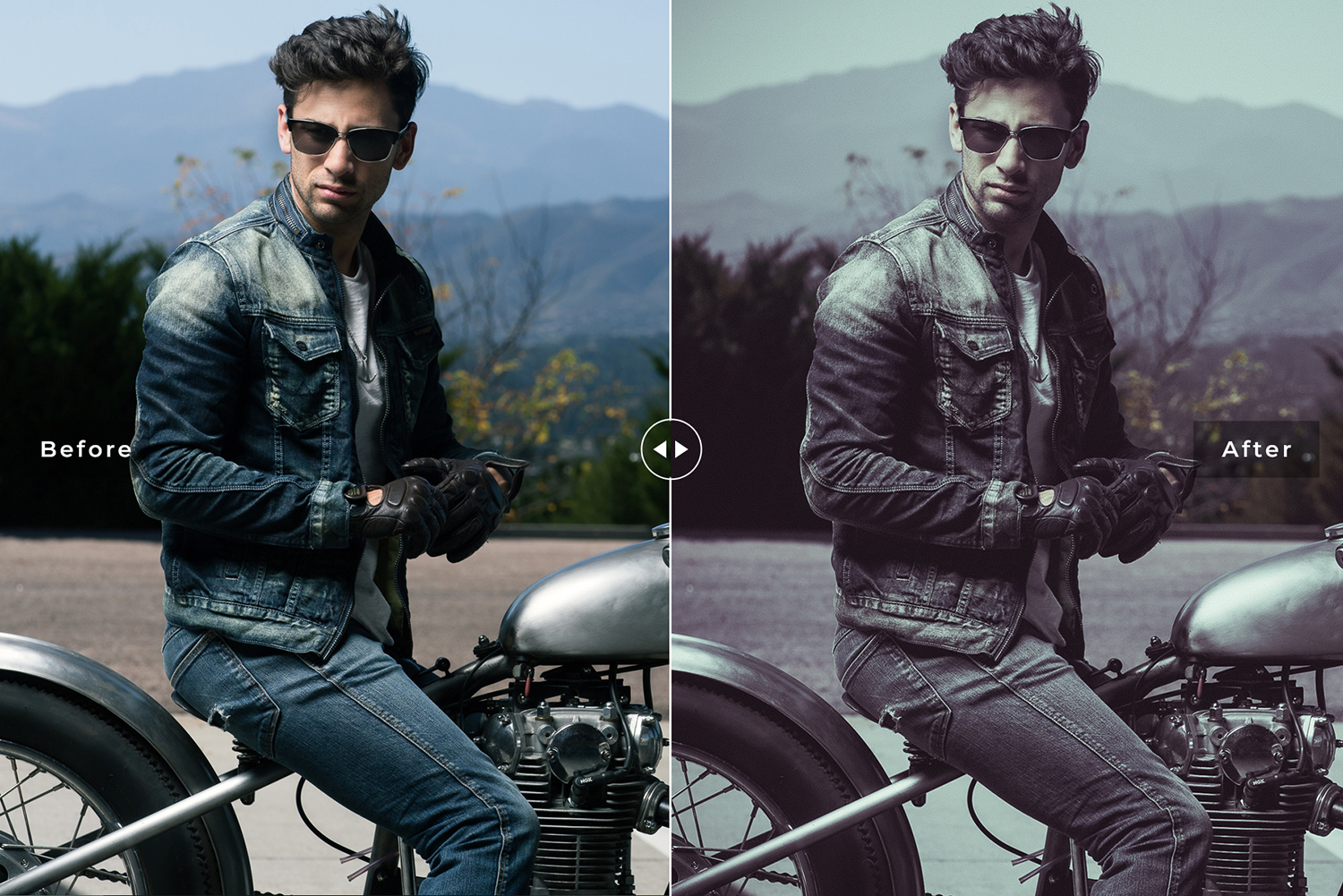 Movie Effect Mobile & Desktop Lightroom Presets Collection example image 4