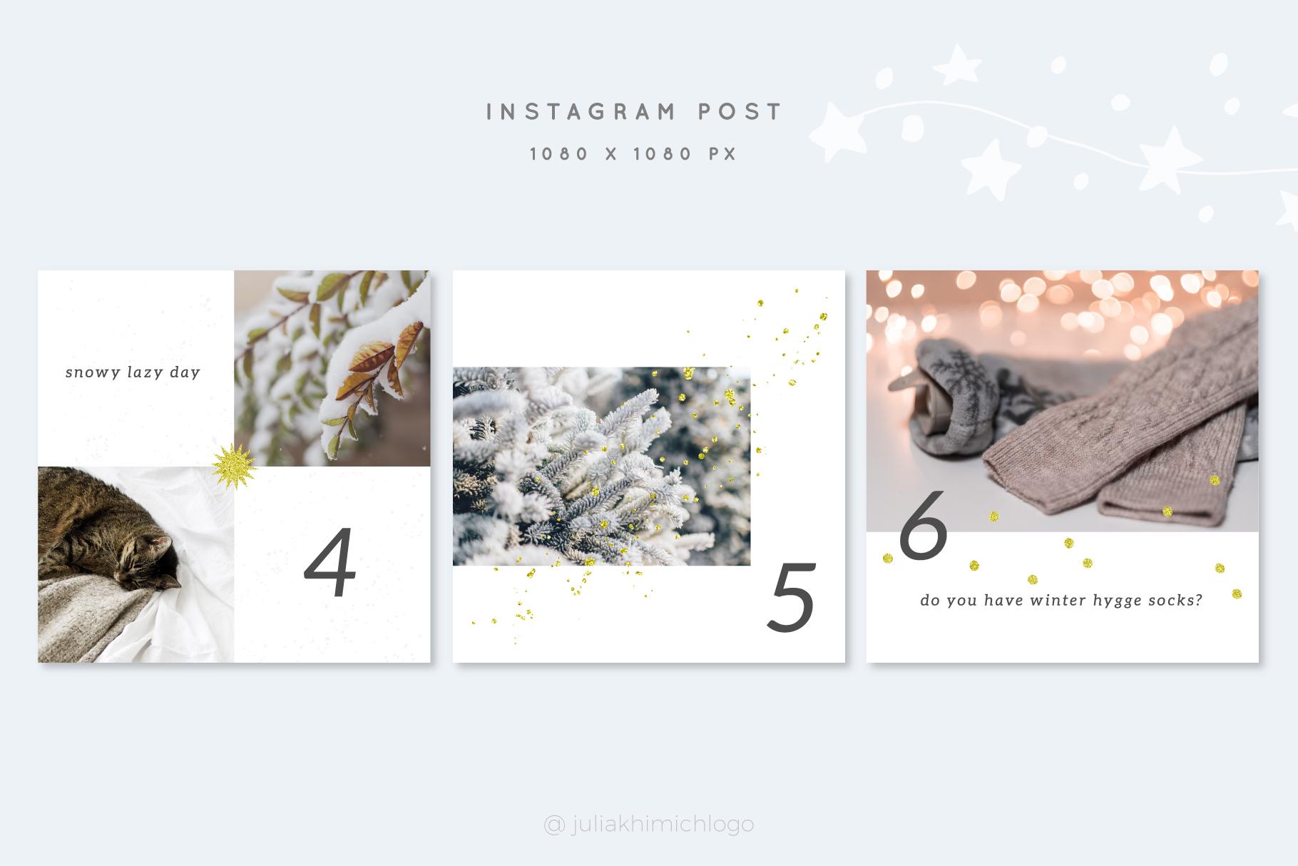 Advent Calendar for Instagram example image 4