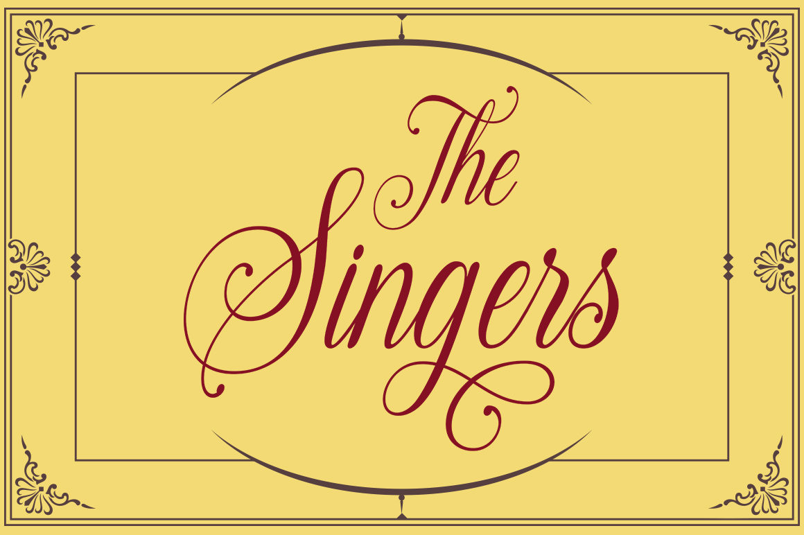 The Singers example image 9