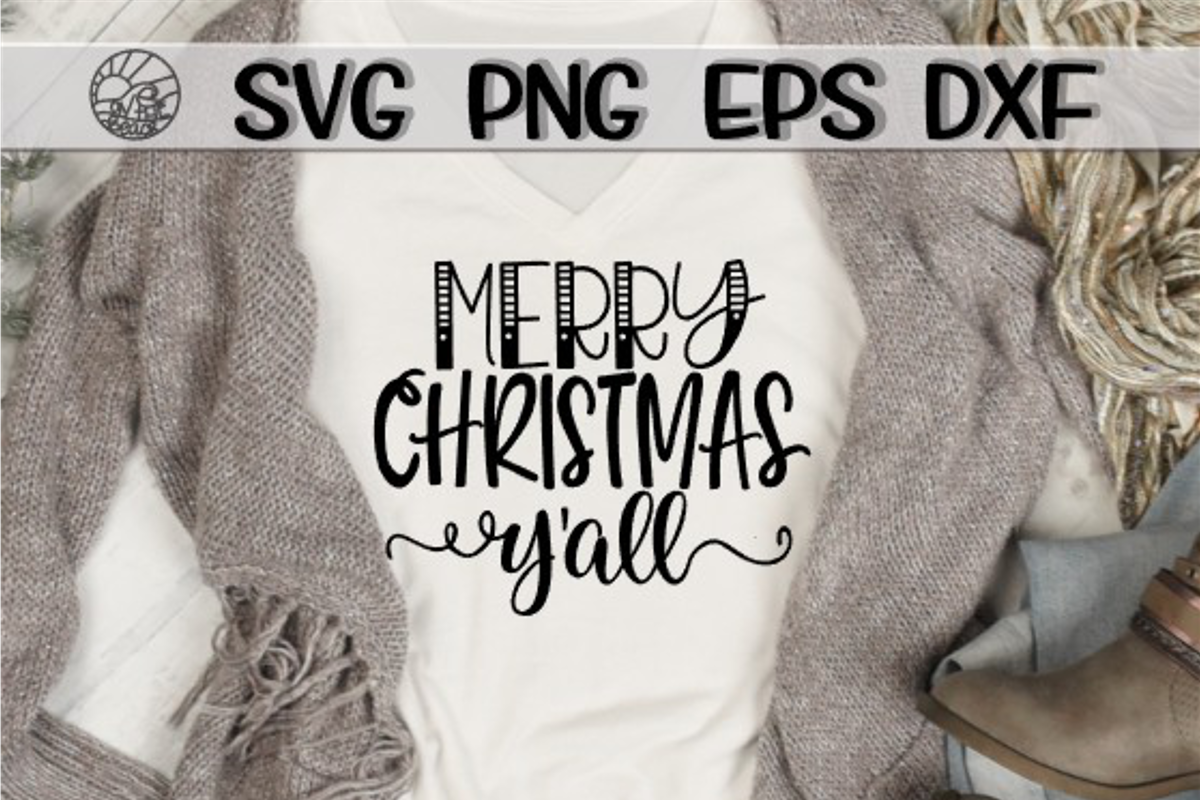 All You Need For Christmas Bundle - Vol 3 - 10 Designs example image 7