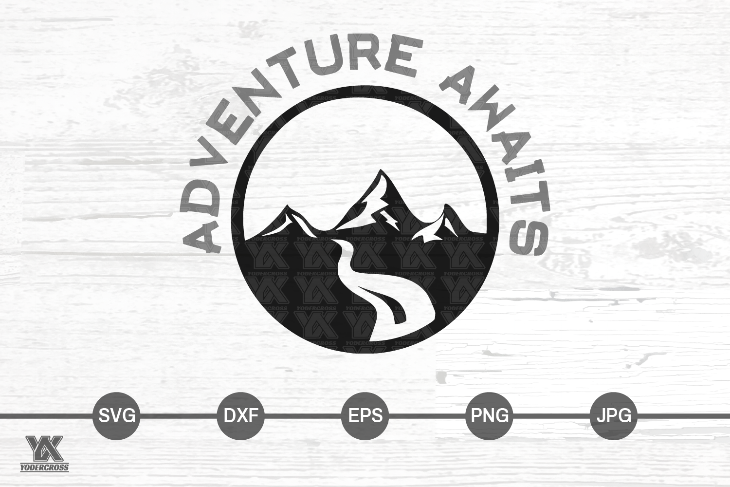 Adventure Awaits SVG example image 3