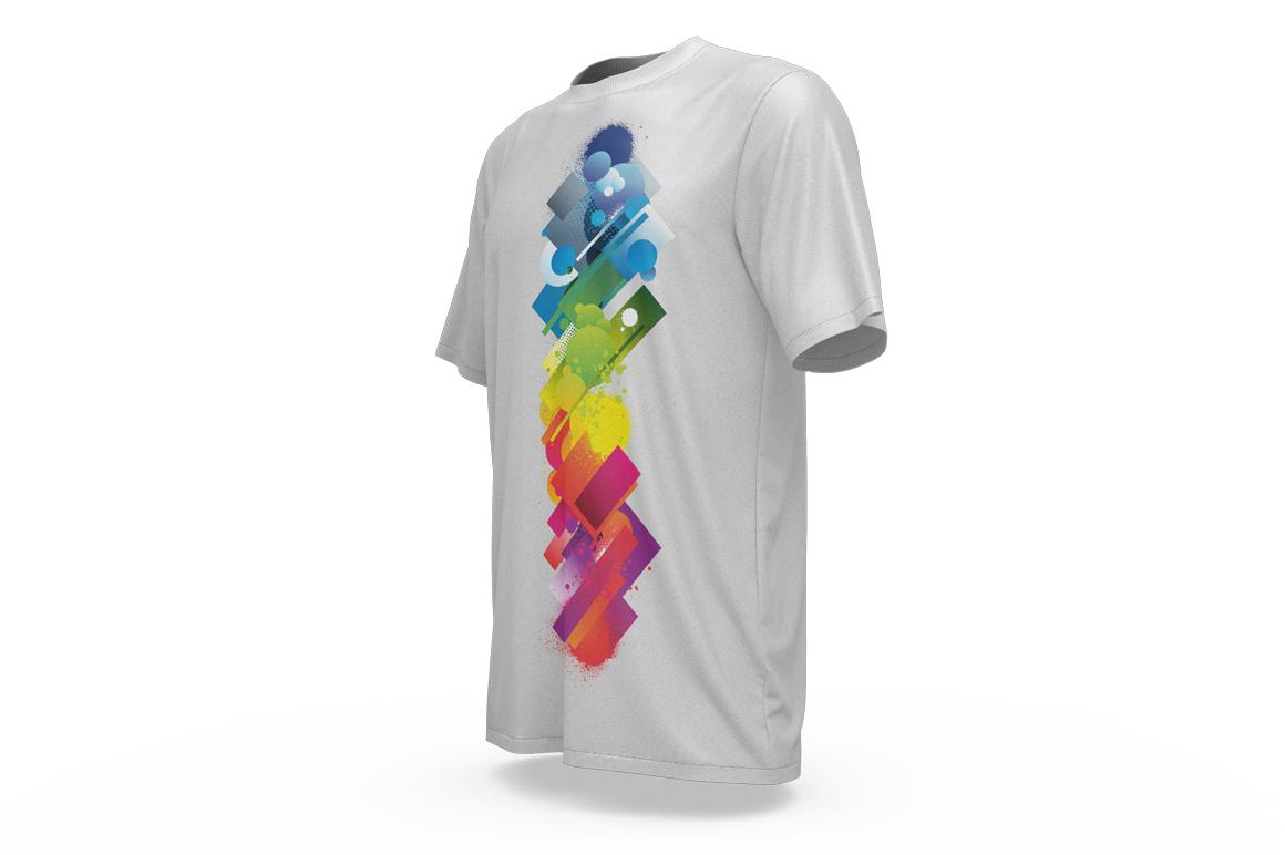 T-Shirt Mockup example image 3
