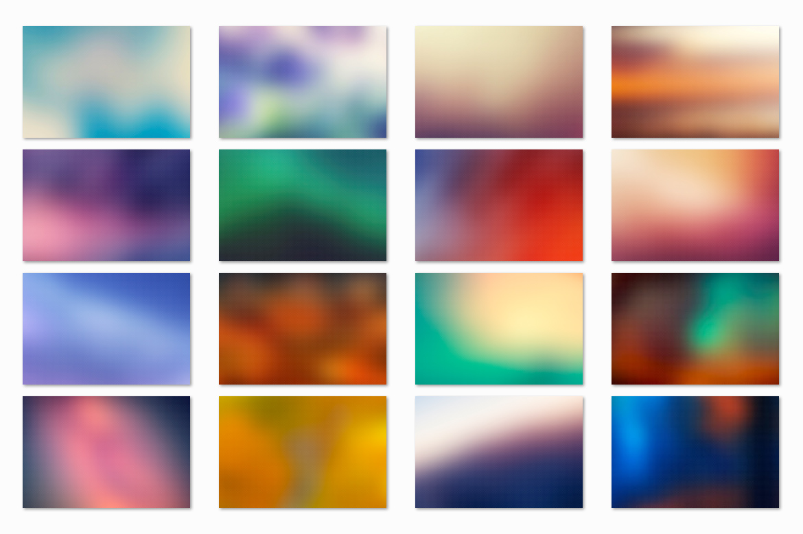 50 Dotted Blur Backgrounds example image 5