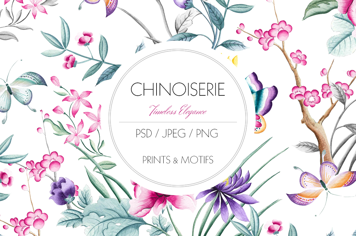 Chinoiserie example image 6