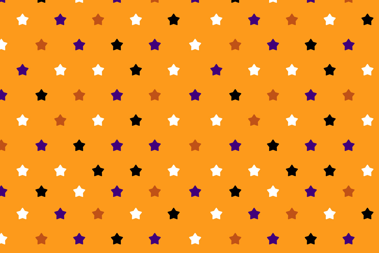 Cute Witches Hats - vector set example image 4