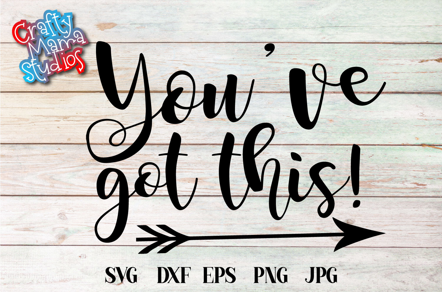 You Got This Sublimation, Go For It, Keep Going PNG, EPS example image 2