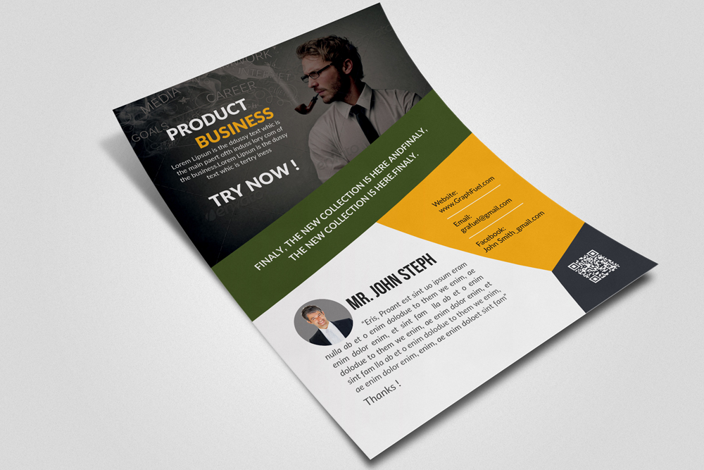 Employment Agency Business Flyer example image 2