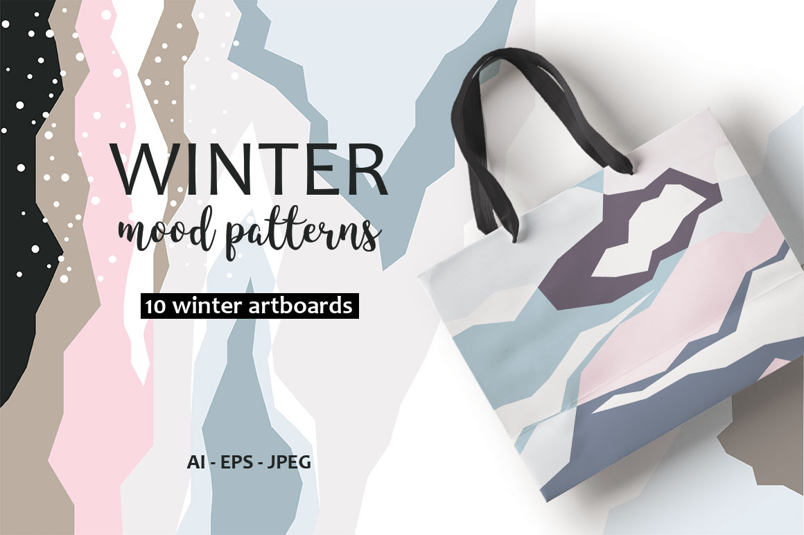Winter mood patterns example image 1
