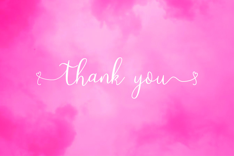 Loveyou - Romantic Font example image 9