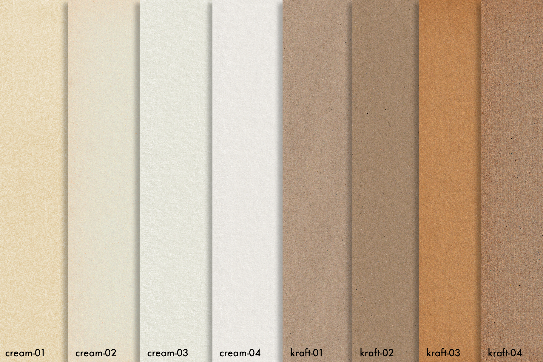 Watercolor Paper Texture Collection example image 17