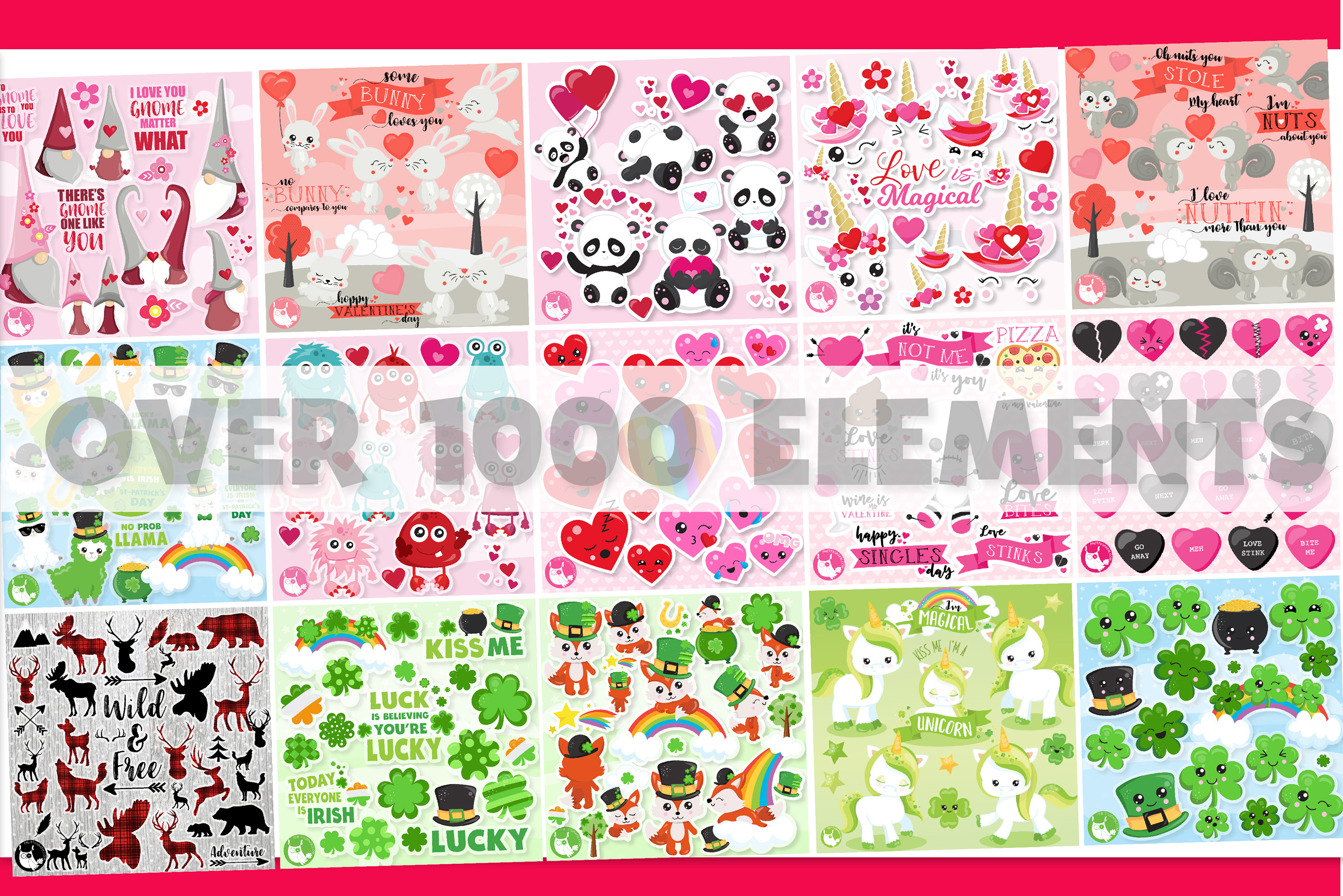 MEGA BUNDLE PART17 - 40000 in 1 Full Collection example image 4
