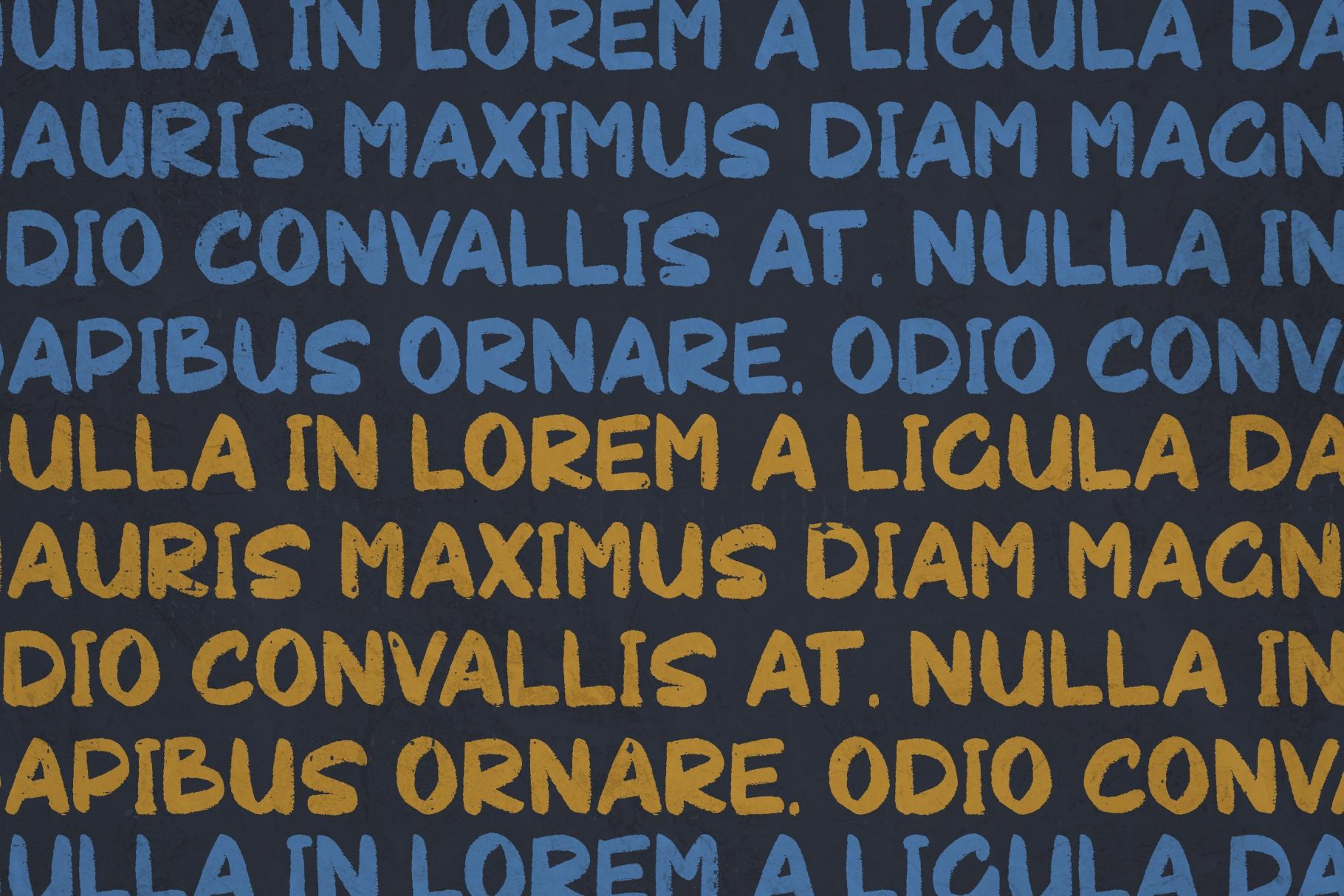 Chakie - Retro Brush Fonts example image 7