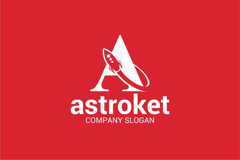 A Rocket Logo example image 5