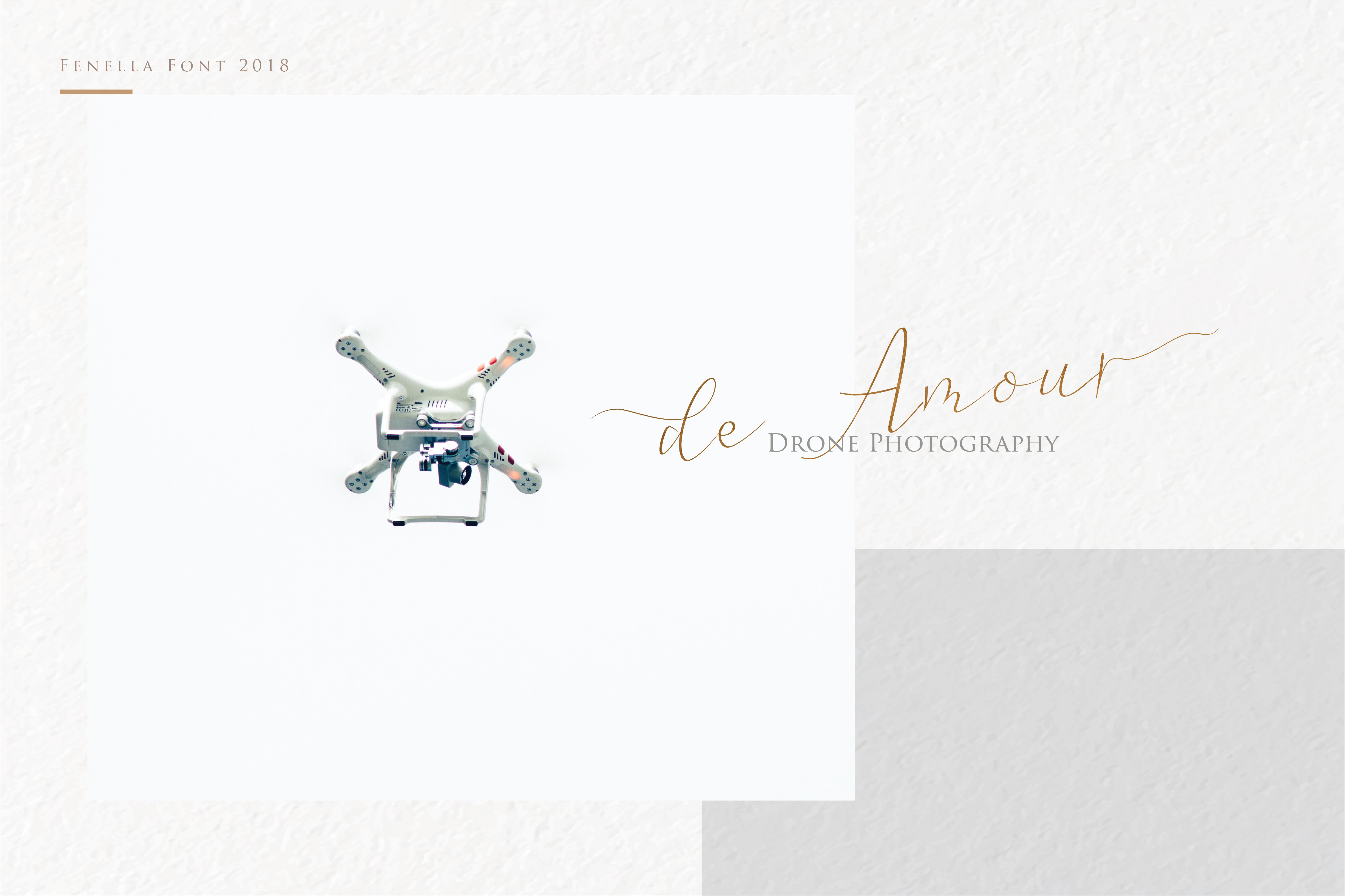Fenella - Luxury Romantic Font example image 12