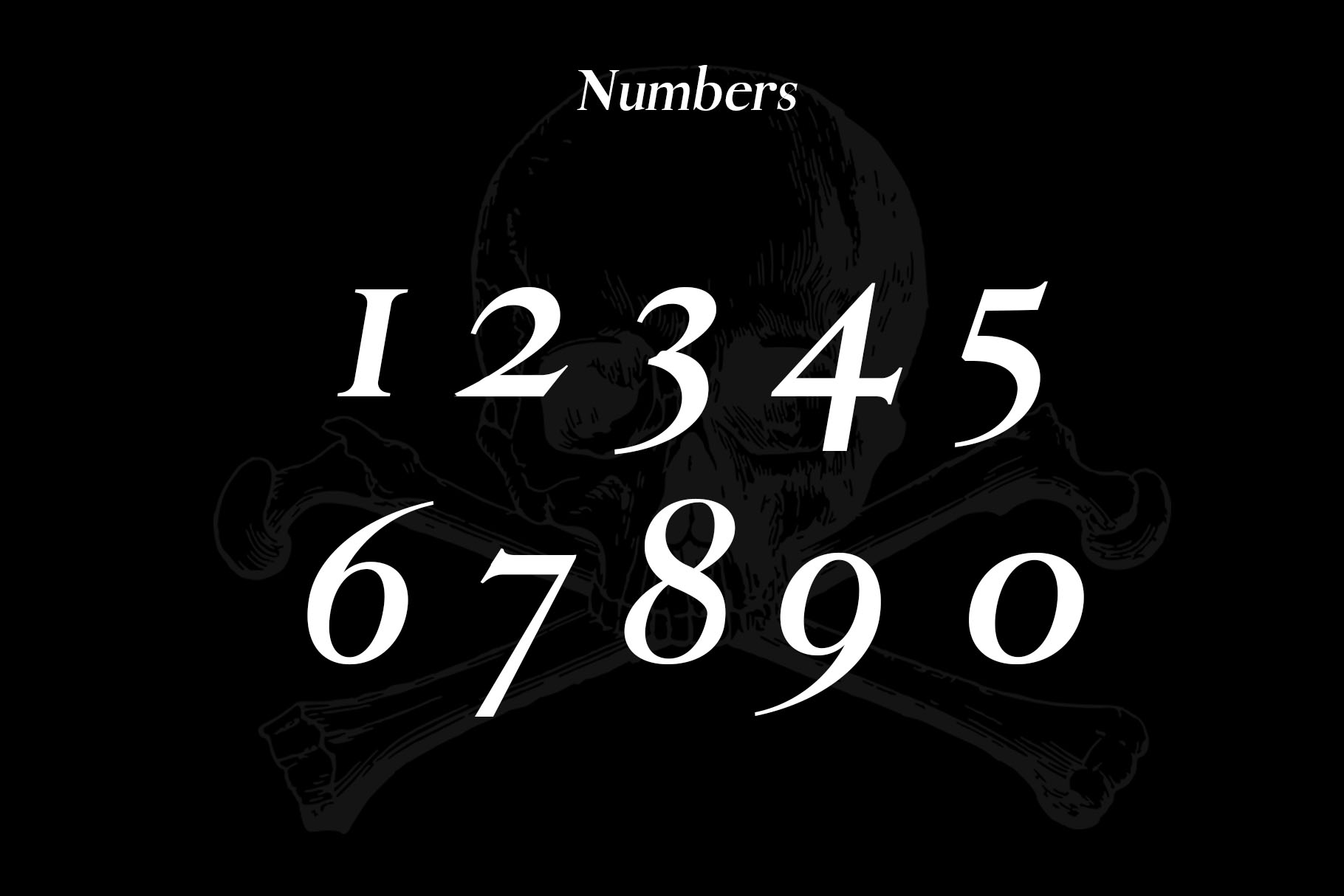 Pirate Typeface example image 4