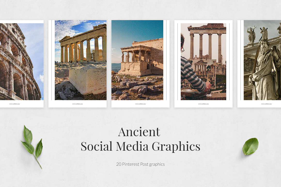 Ancient Pinterest posts example image 2