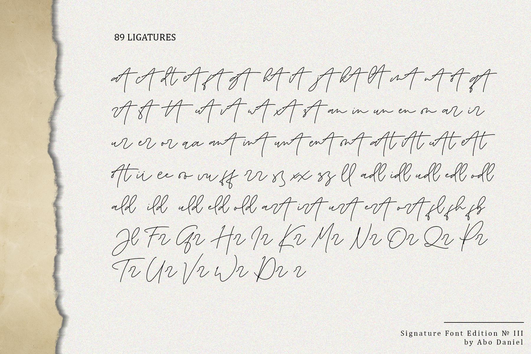 La Storia -2 Weight Signature- example image 22