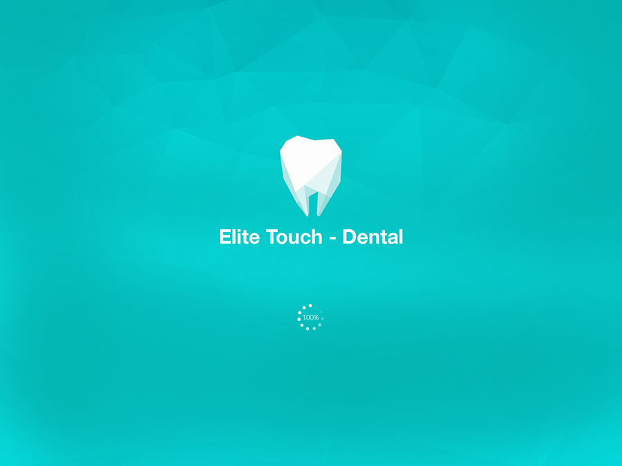 Elite Touch Dental UI Graphic Assets example image 2