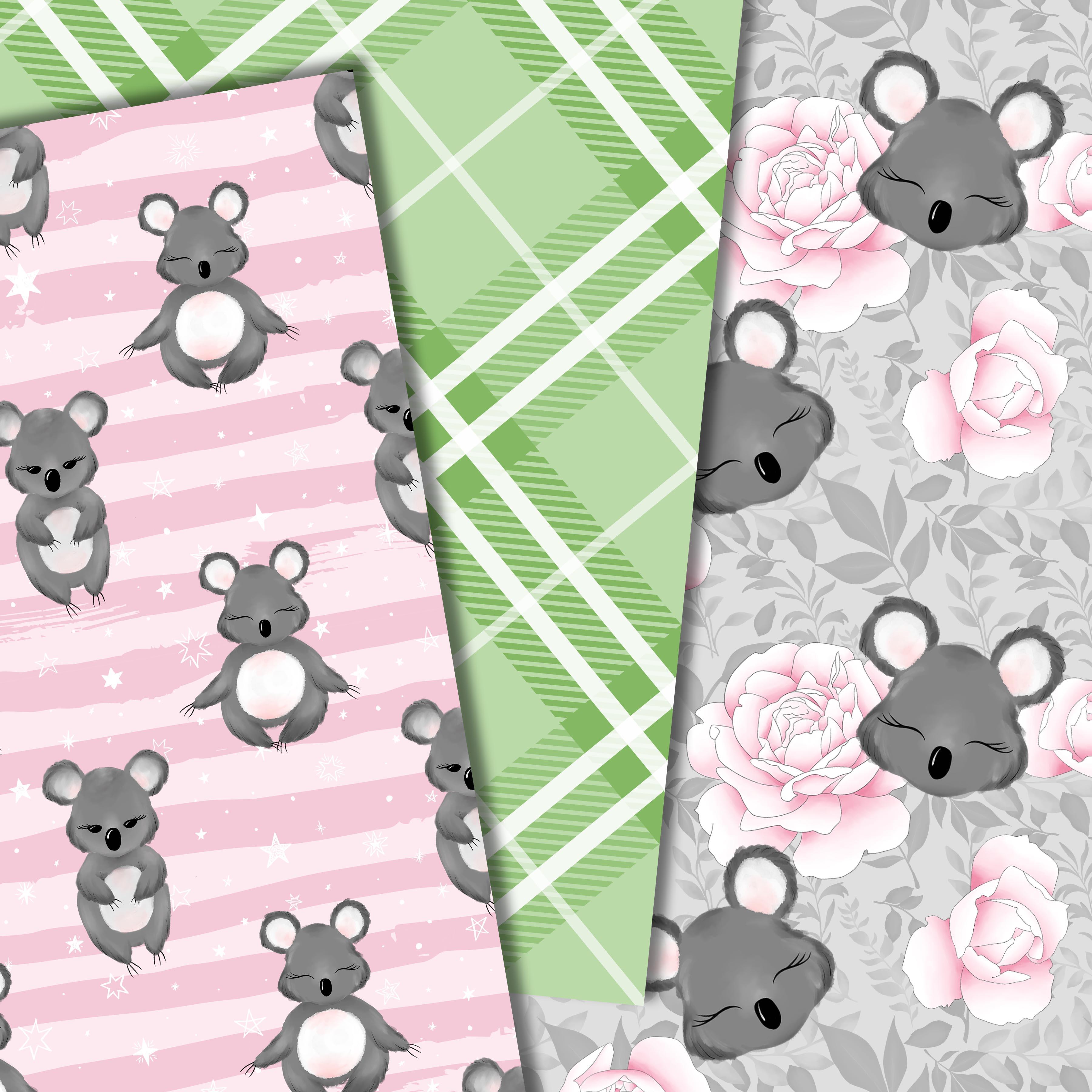 Koala pattern example image 3