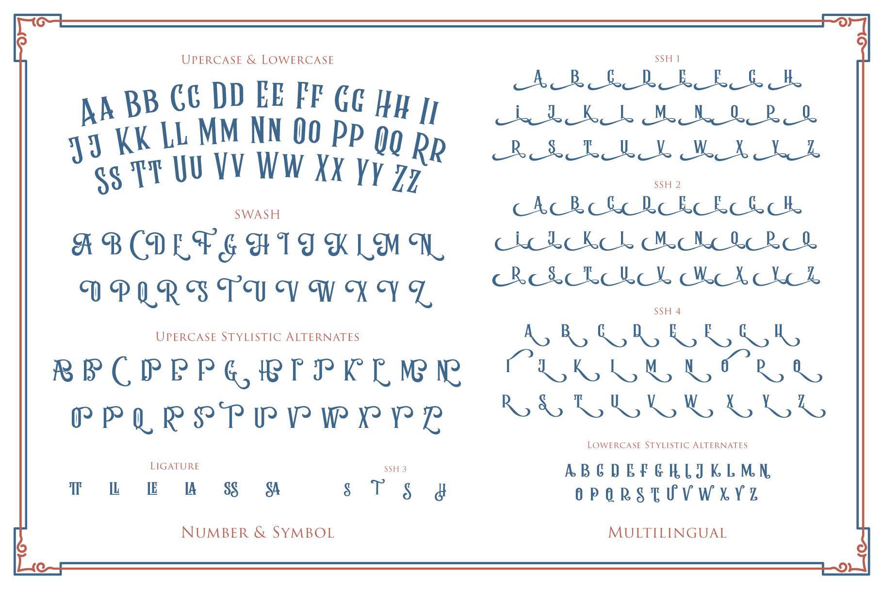 Rumble Brave Vintage Fonts example image 7