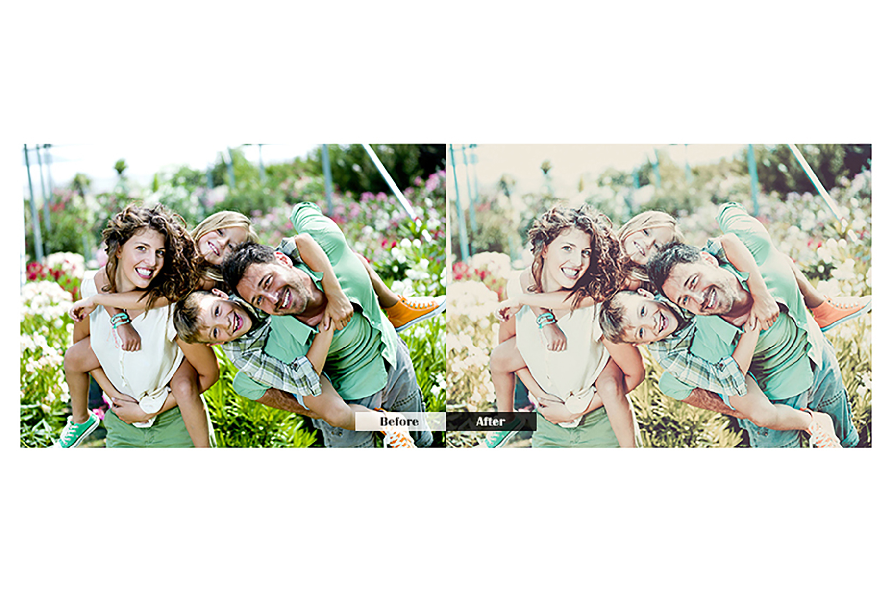 Family Lightroom Mobile Presets example image 4