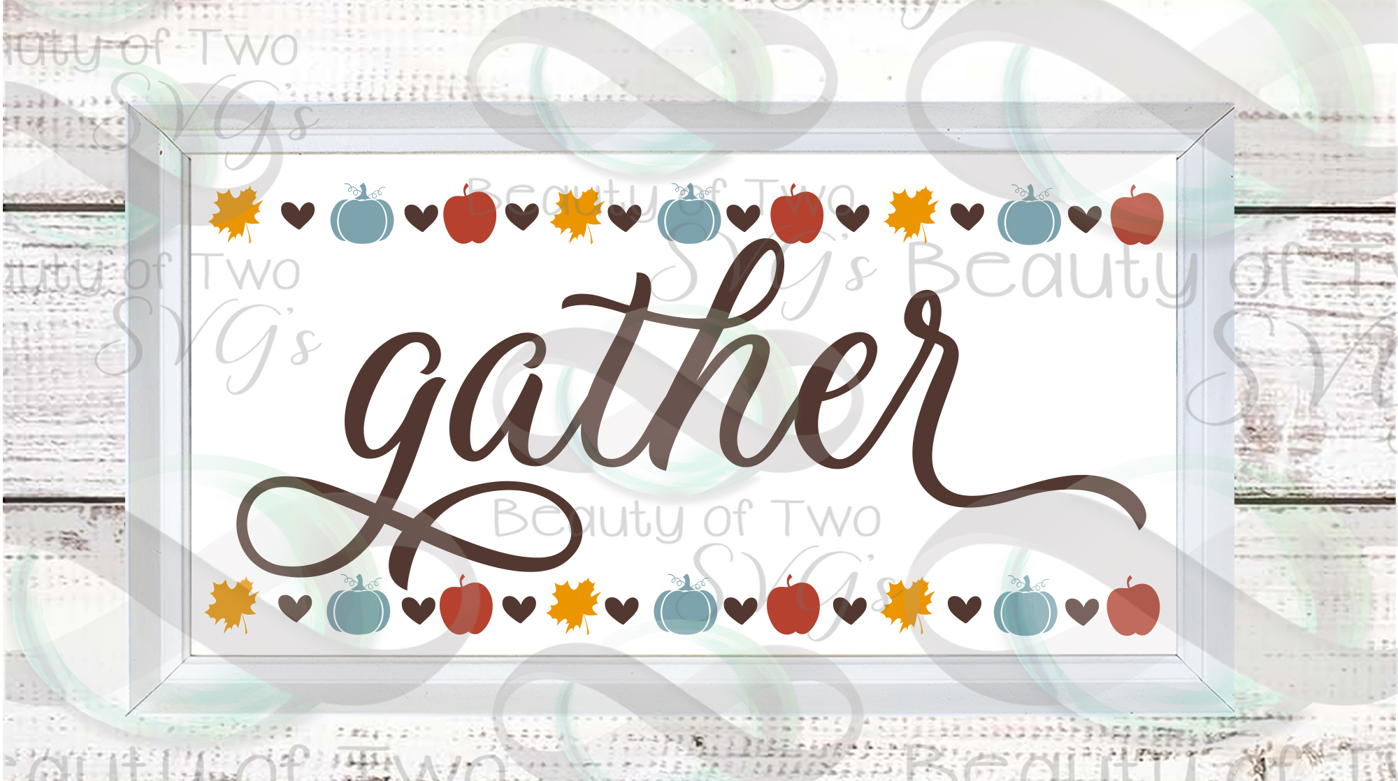 Fall svg Farmhouse Bundle Give Thanks svg, 6 Fall svg design example image 3